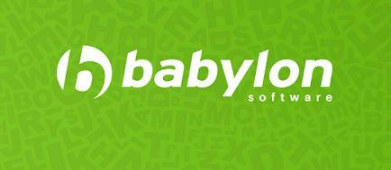 3. Babylon Translator