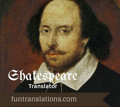 7. Fun Translation