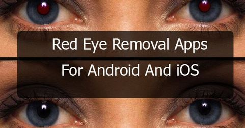 Best 15 Red Eye Remover Apps