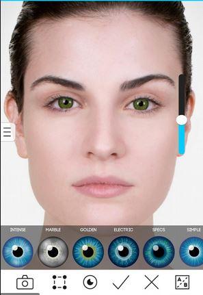 1. Eye Color Studio