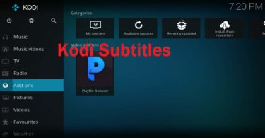 11 Best Subtitles for Kodi 2020