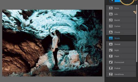 12. Fotor Photo Editor