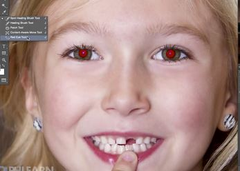 14. Fix+: Red Eye Remover