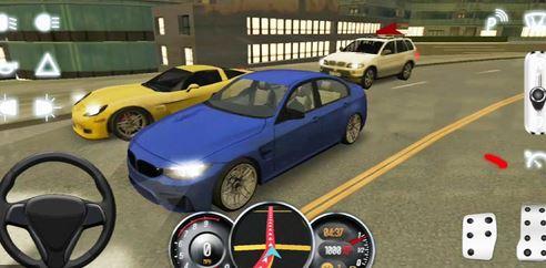 3. Driving School