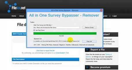 11. All in One Survey Bypass Tool