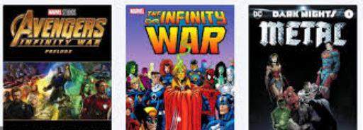 Best Websites to Read Comics Online