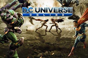 4. DC Universe