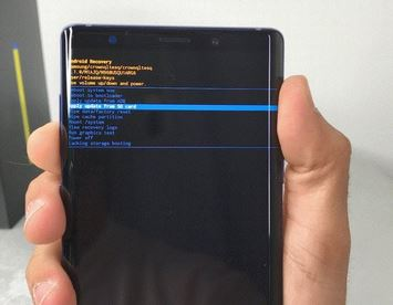 9. Factory Reset Your Phone