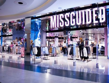 9. Missguided