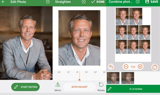 Best Passport Photo Apps for iPhone and Android