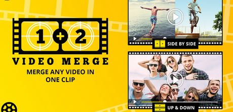 6. Video Merger