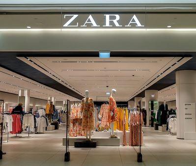 5. Zara