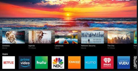 Erasing the Apps on a VIA or VIA Plus TV