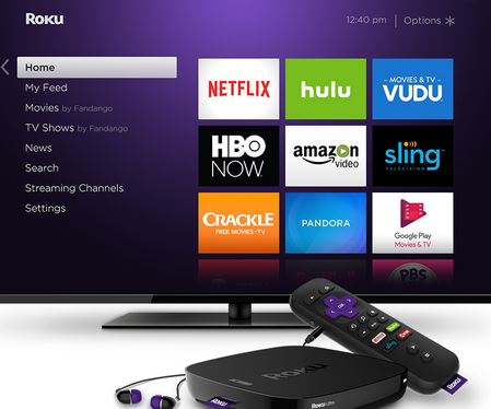 Setting up IPTV for Roku Using Screen Mirroring