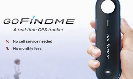 4. GoFindMe - Best Family Locator GPS Tracker with No Monthly Fee