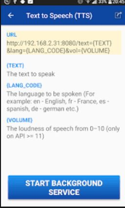 7. TK Solution Text to Speech